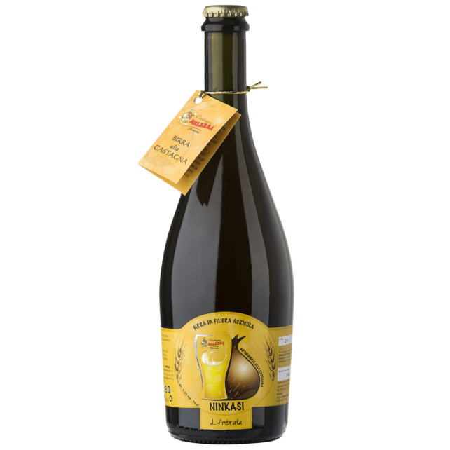 Ninkasi - Birra Artigianale alla Castagna